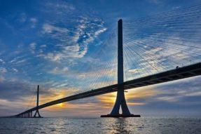 上海长江大桥——长江门户第一桥