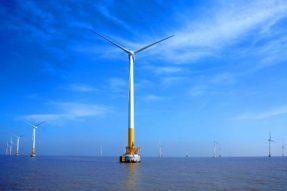 东海大桥海上风电场——我国首个海上风电项目