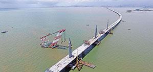 公路桥梁 | 跨越江海与高山峡谷