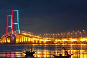 印尼Suramadu大桥——东南亚第一大跨海大桥