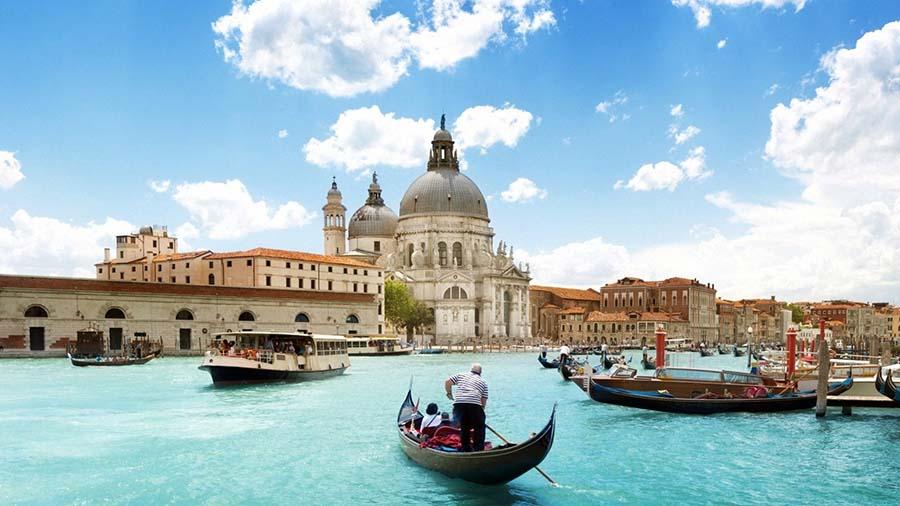 一带一路进行时,中企为历史文化名城威尼斯设计港口