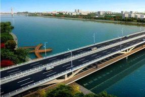新沂市马陵山路沭河大桥工程