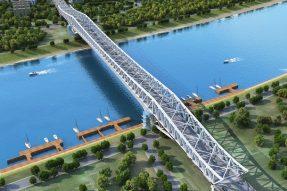三官堂大桥及接线(江南路至中官西路)工程