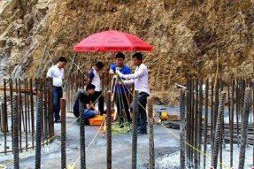 秦淮区路子铺地块NO.2013G47地块项目成槽检测