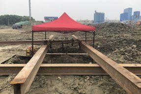 常州机场快速化改造工程(龙江路立交西-叶汤公路)二标段