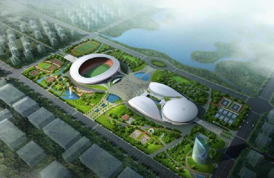 泰州体育公园项目