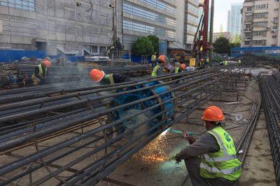 南京金茂广场二期项目桩基桩基工程