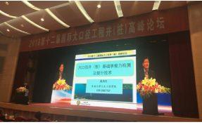 东大自平衡出席第十二届国际大口径工程井(桩)高峰论坛