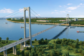 龙潭长江大桥工程LT-A3标段自平衡法静载试验