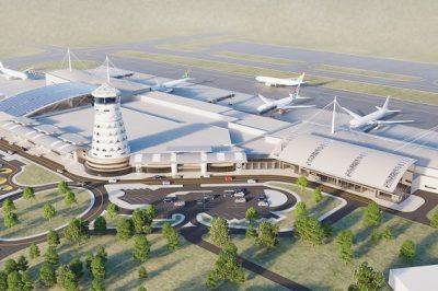 津巴布韦哈拉雷国际机场项目