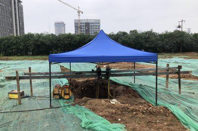 南京江宁开发区中关村科创中心项目