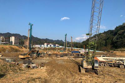 安化县中医医院医疗康复养老建设项目(一期)
